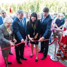 The official opening of EcoBazaar took place on September,7